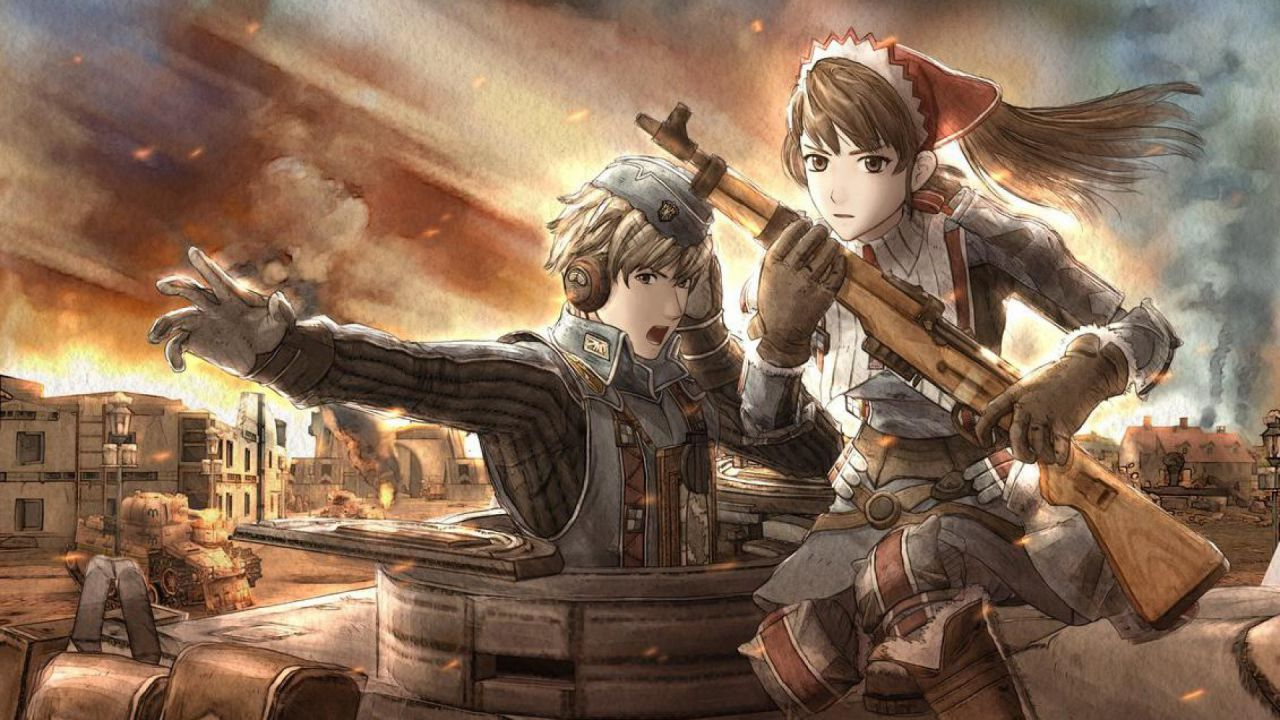 recensione Valkyria Chronicles Remastered