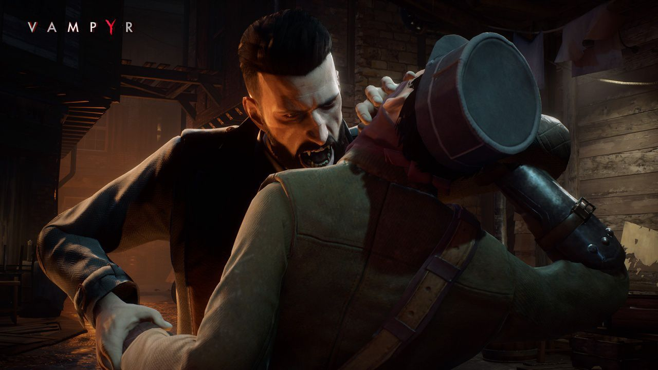 guida Vampyr gratis con PlayStation Plus: la guida per muovere i primi passi