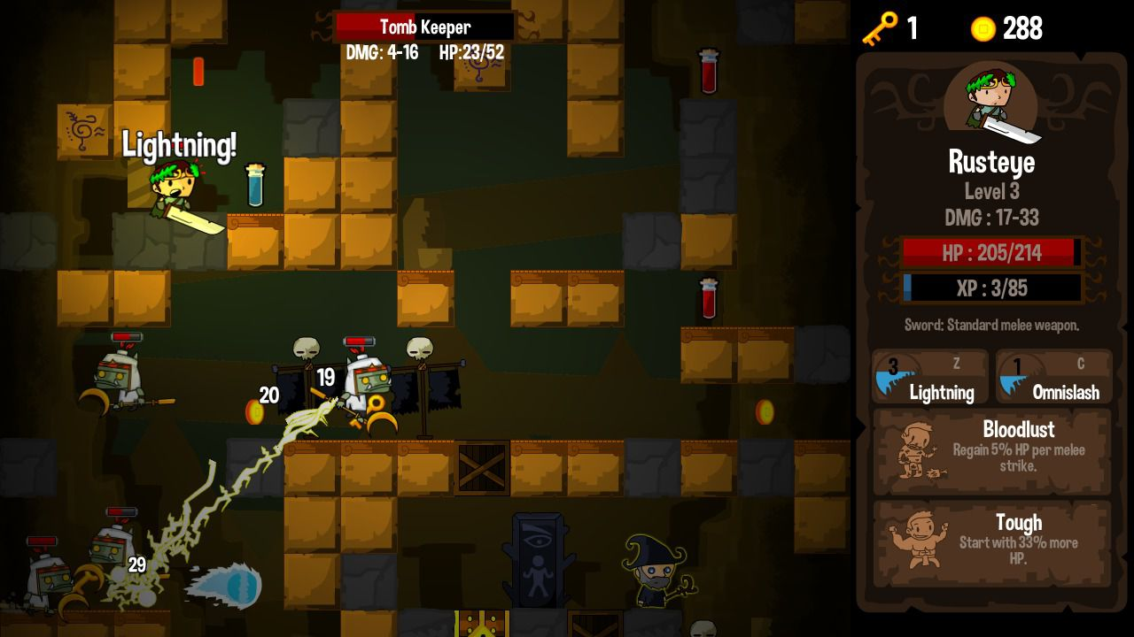 recensione Vertical Drop Heroes HD