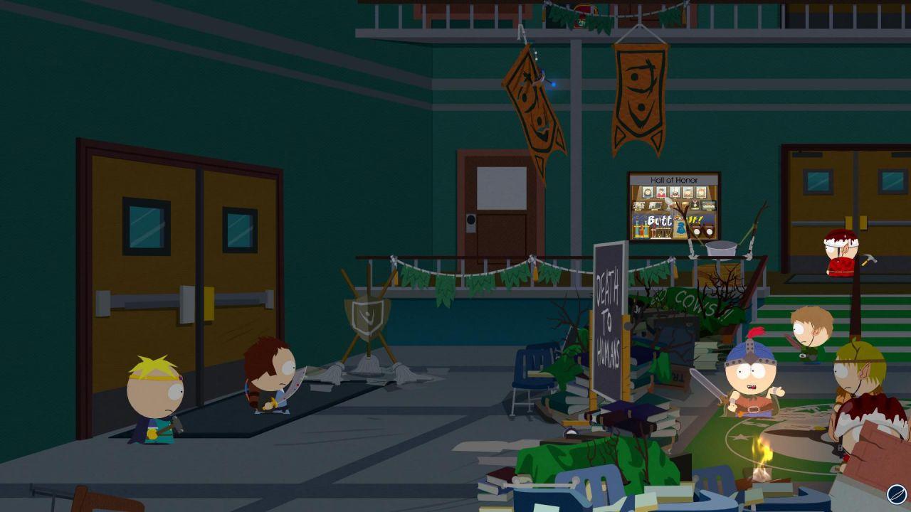 top ten Videogiochi a South Park