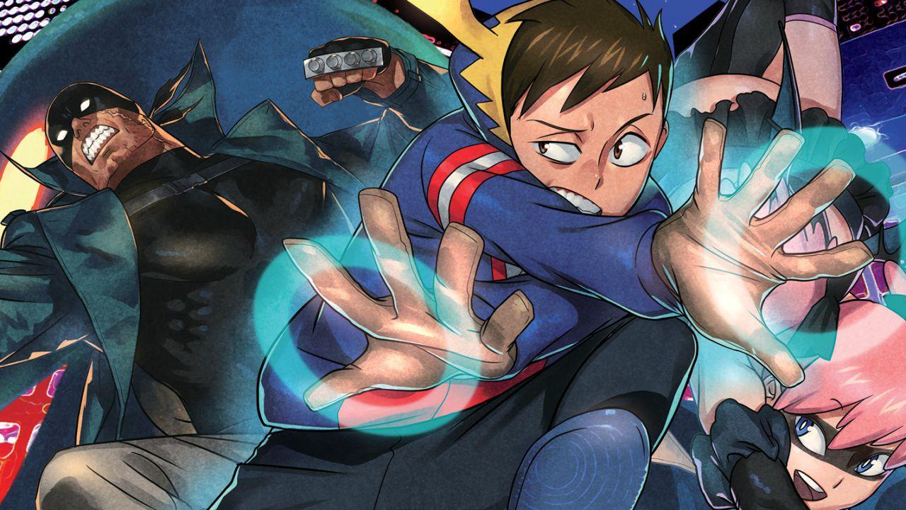 intervista Vigilante: intervista agli autori dello spin-off di My Hero Academia