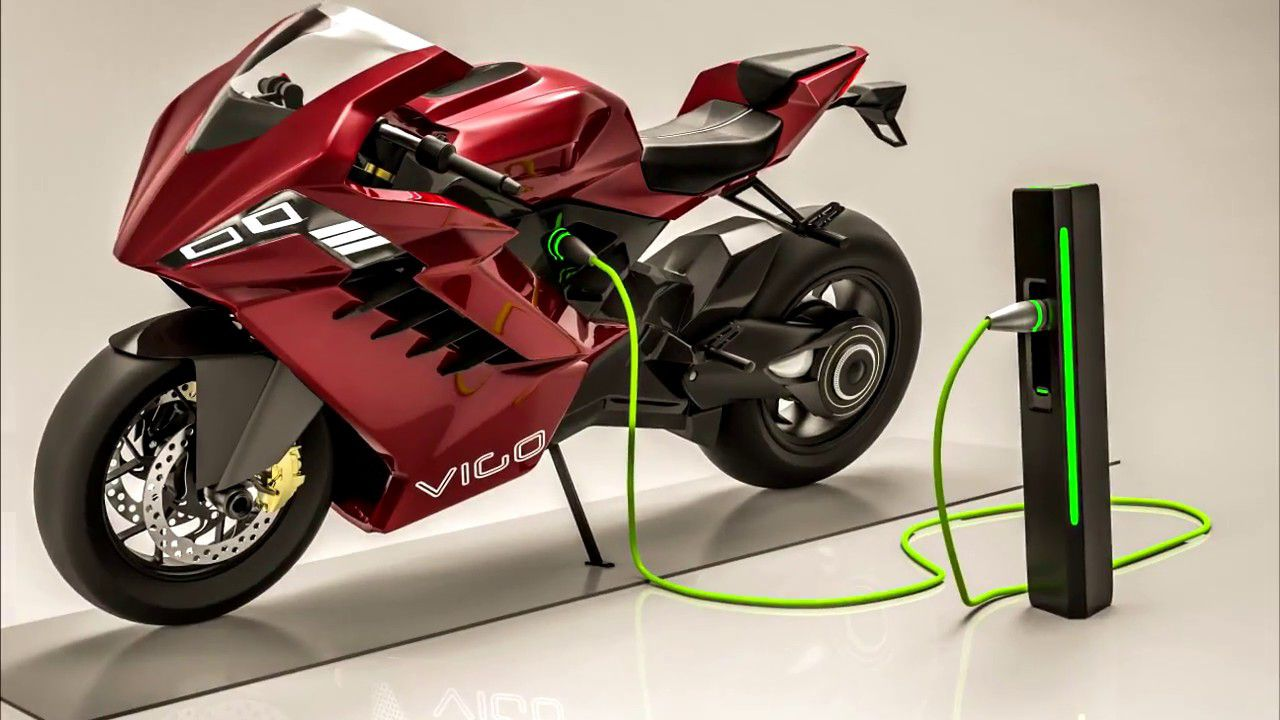 Risultati immagini per moto elettrica