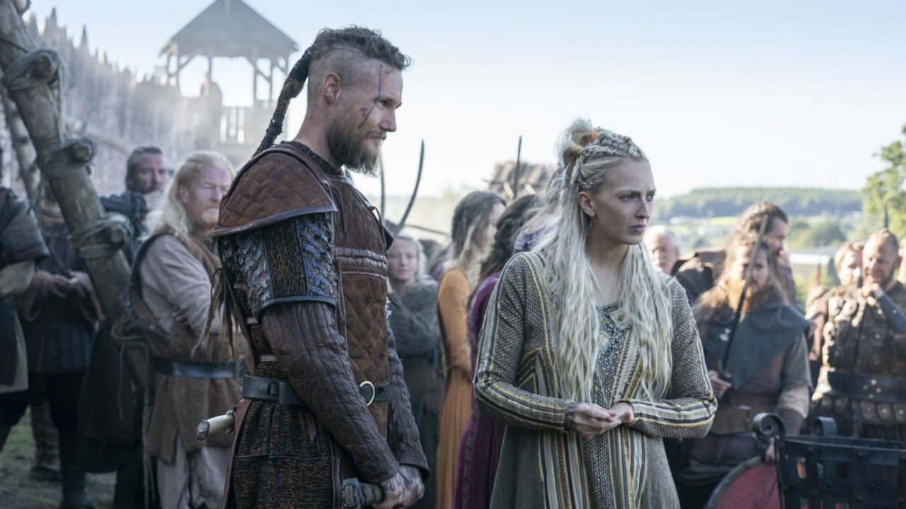 Vikings 6: recensione di una conclusione efficace e simbolica