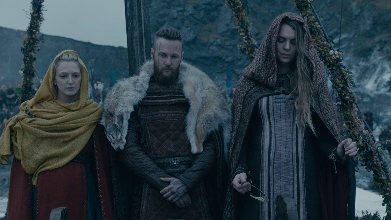recensione Vikings 6x07 Recensione: un addio straziante