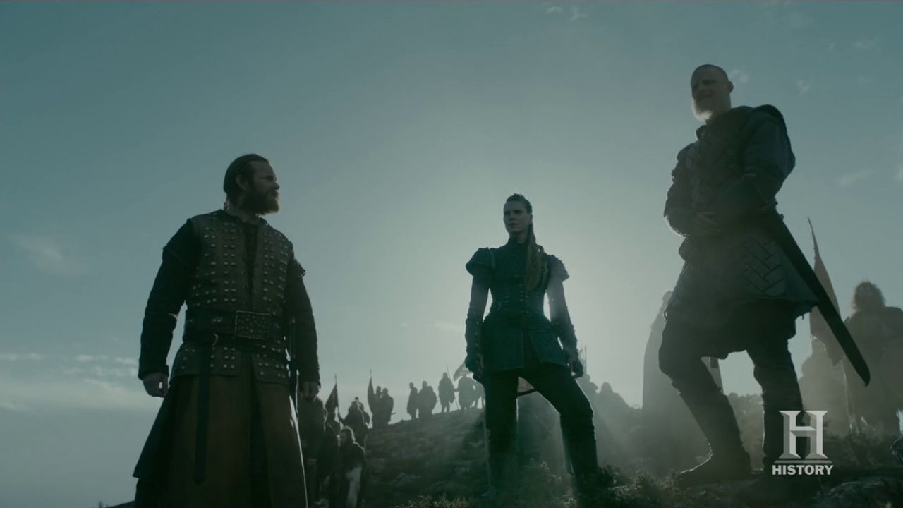 recensione Vikings 6x10 Recensione: un traumatico midseason finale
