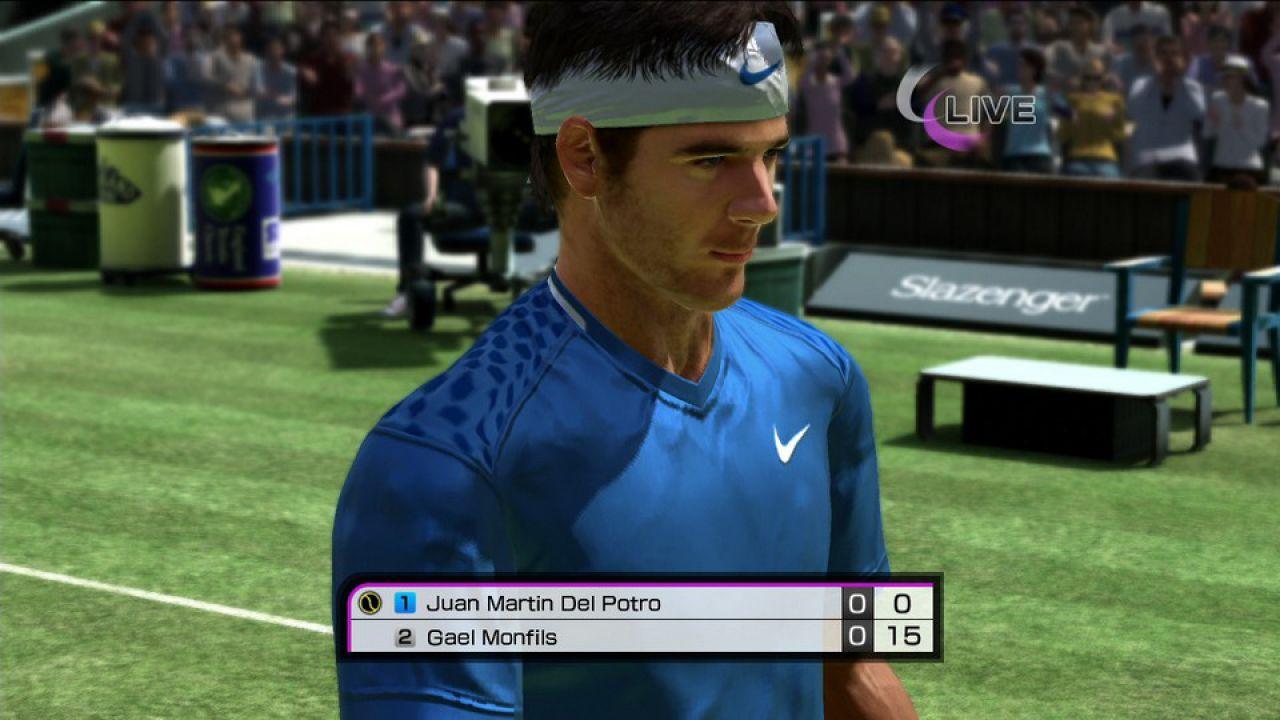 recensione Virtua Tennis 4