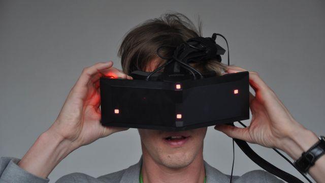 Virtual Reality - Provato