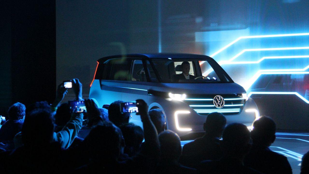 speciale Volkswagen BUDD-e: il ritorno di un mito