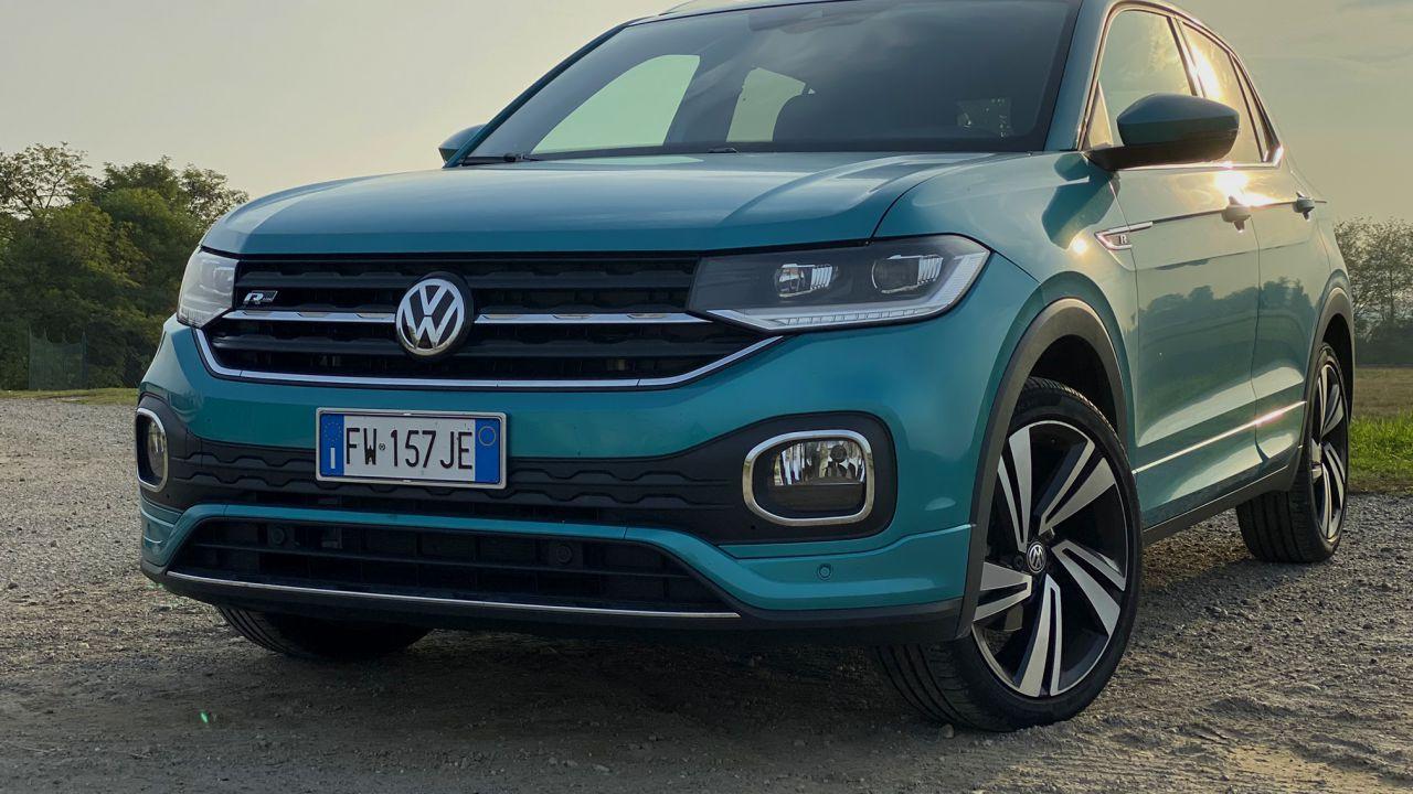 Volkswagen T-Cross alla prova: tanta tecnologia nel crossover tedesco