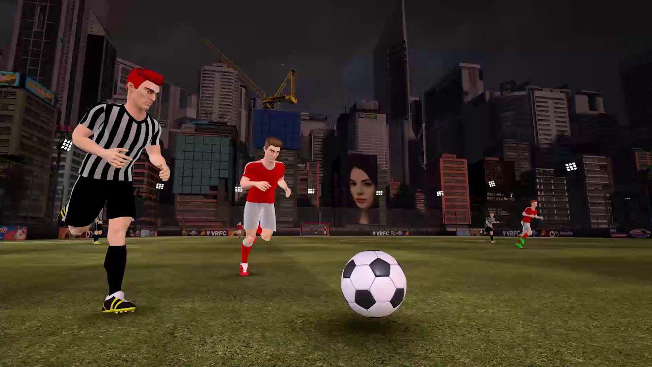 VRFC Recensione: il primo gioco di calcio in Realtà Virtuale