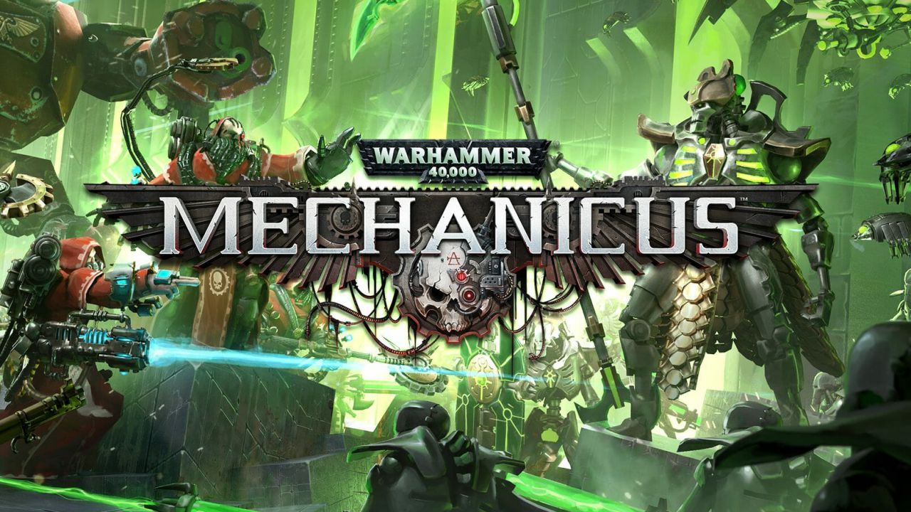 Warhammer 40.000 Mechanicus Recensione: la strategia si sposta su PS4