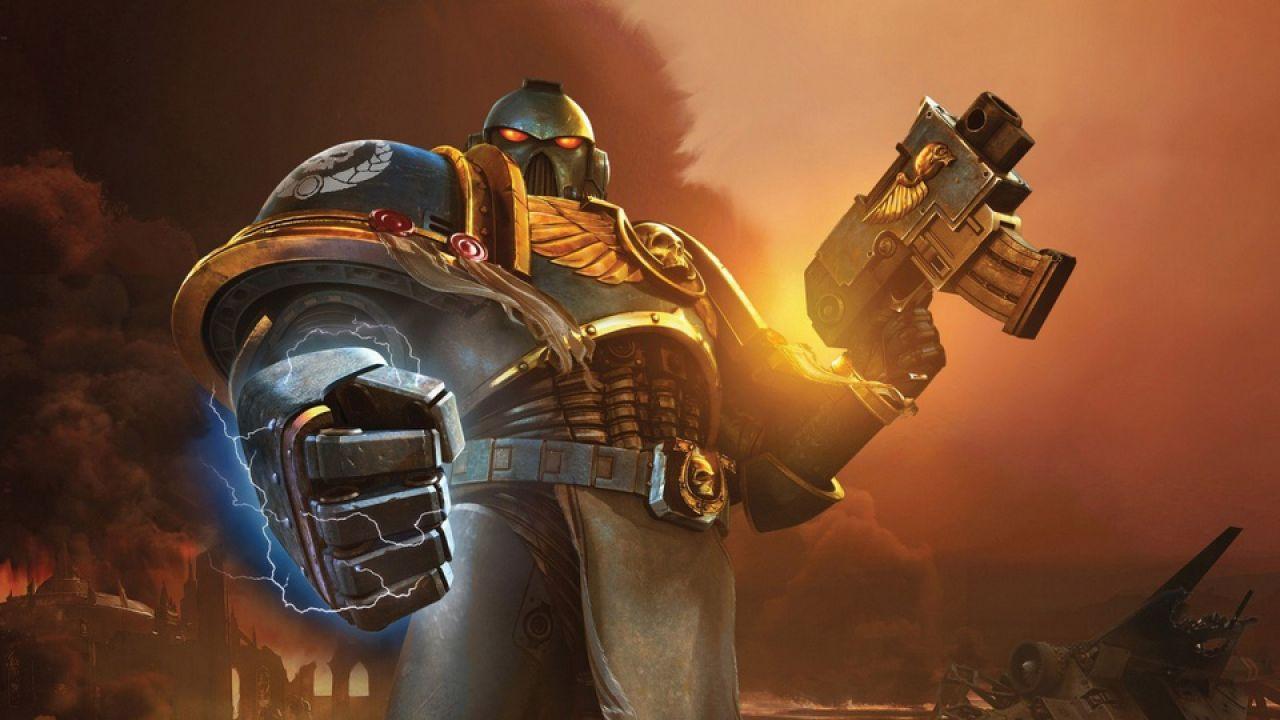 hands on Warhammer 40.000: Space Marine