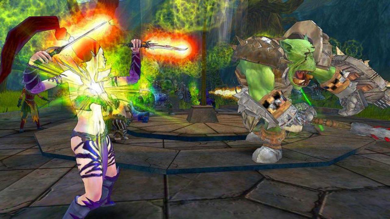 anteprima Warhammer Online: Wrath of Heroes