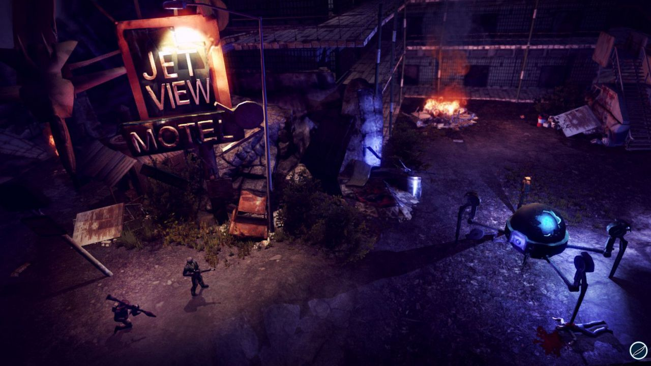 hands on Wasteland 2