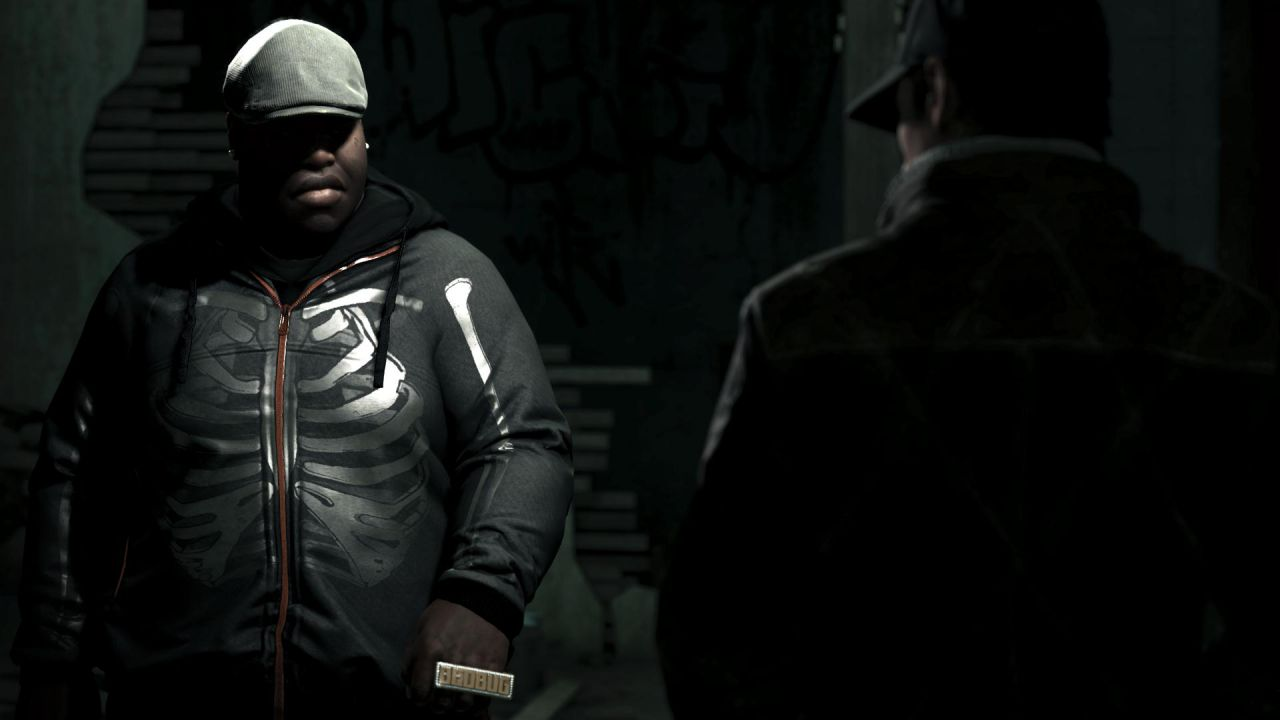 first look Watch Dogs