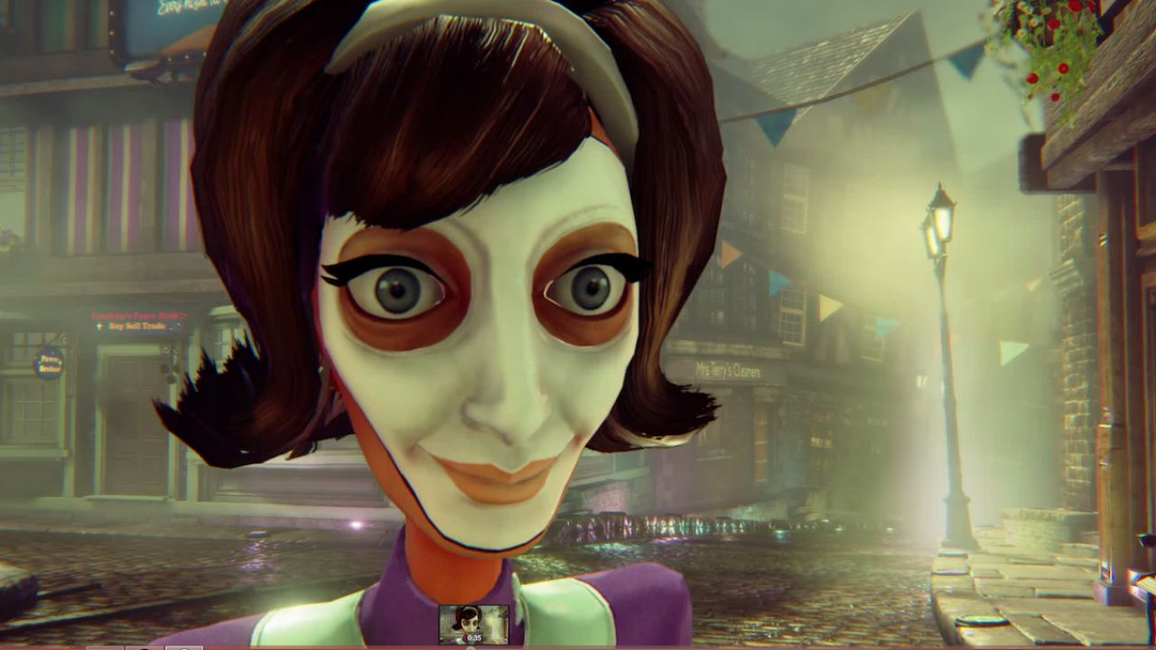 provato We Happy Few