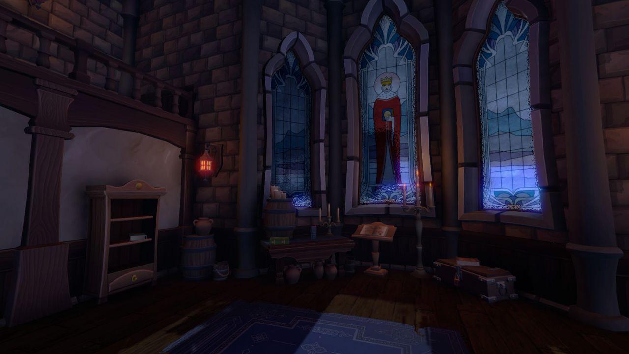 recensione We Were Here Recensione: un puzzle co-op gratis per PS4 e PS5