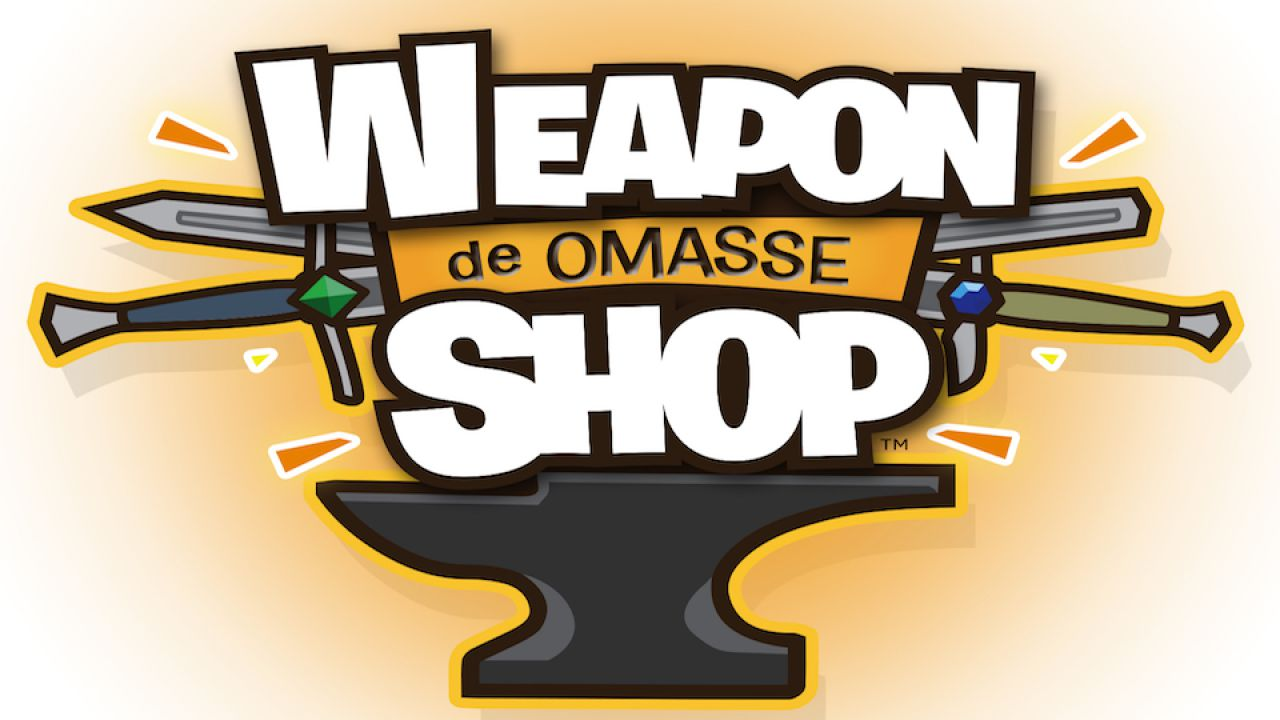 recensione Weapon Shop de Omasse