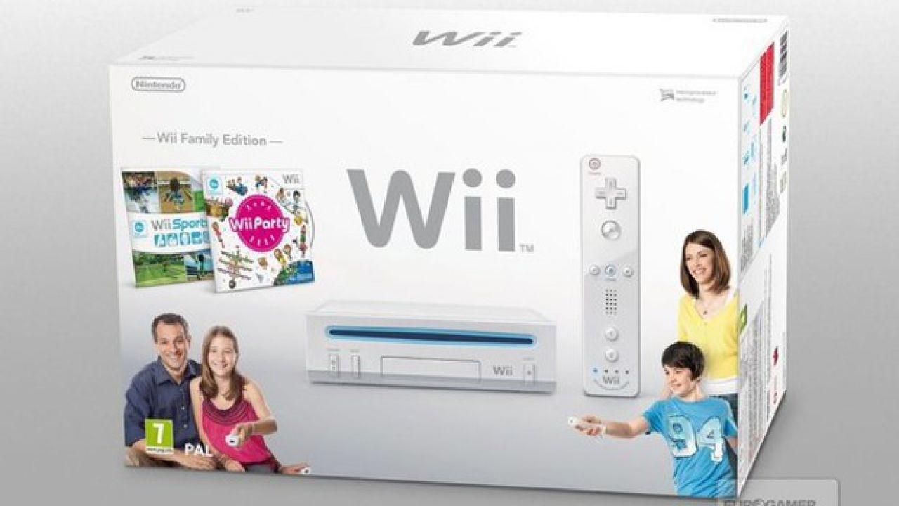 first look Wii Ware
