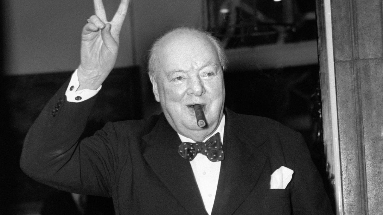 speciale Winston Churchill: dalla realtà al cinema in L'Ora Più Buia