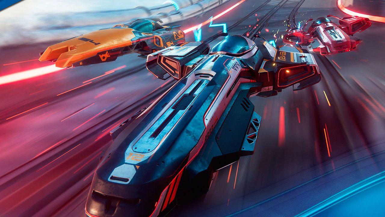 recensione WipEout Omega Collection VR Recensione: corse a gravità zero in Realtà Virtuale