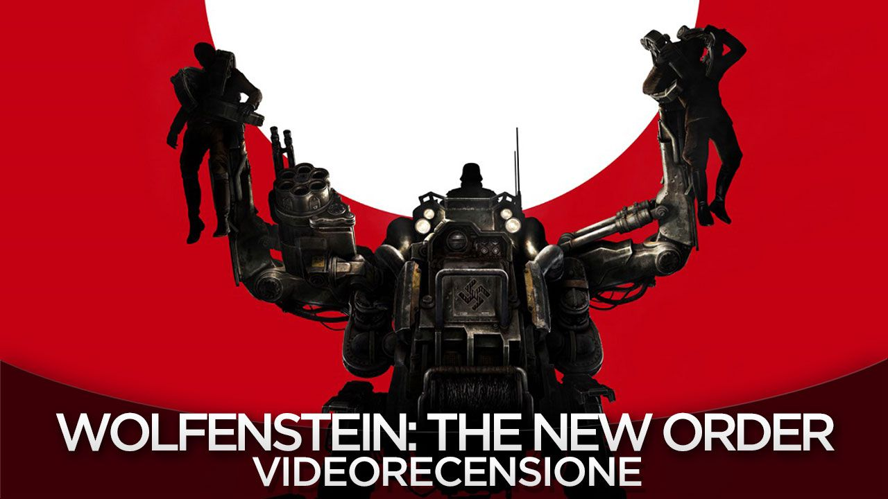 anteprima Wolfenstein: The New Order
