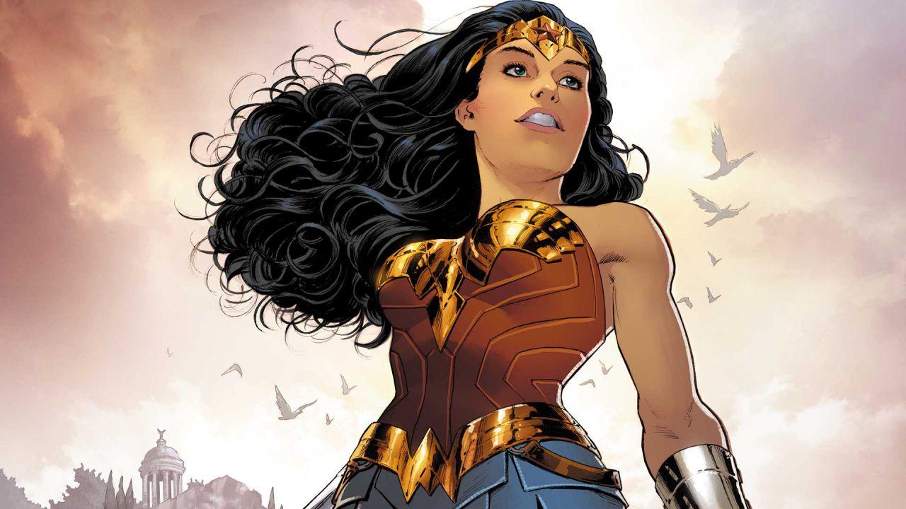 speciale Wonder Woman, un'amazzone tra i supereroi