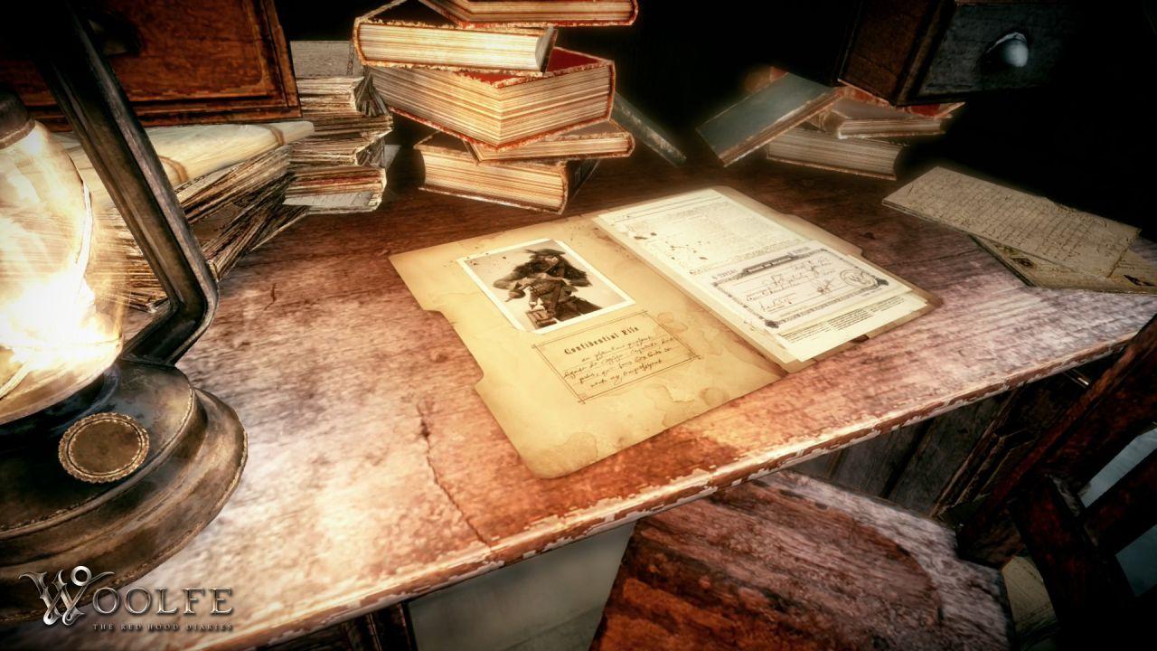 recensione Woolfe: The Redhood Diaries