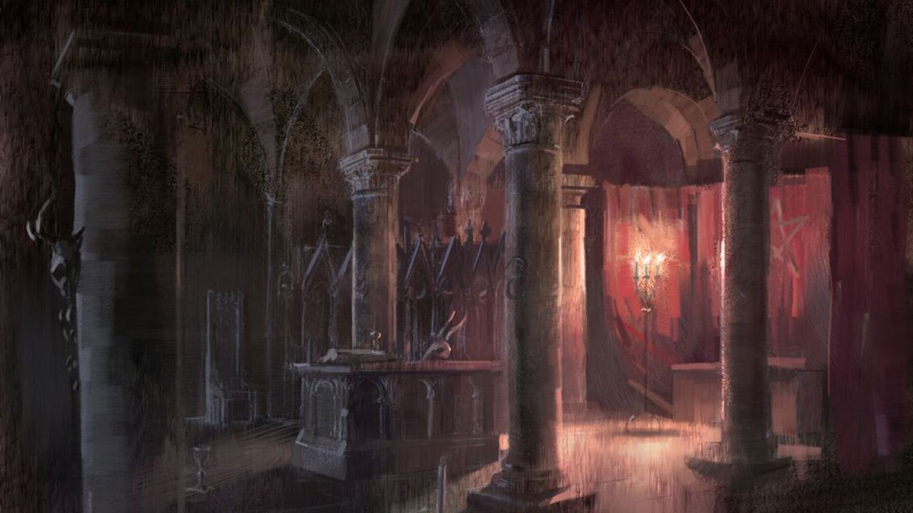 anteprima World of Darkness