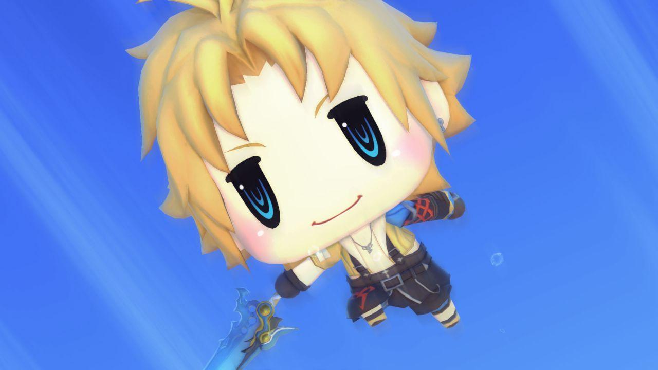 provato World of Final Fantasy