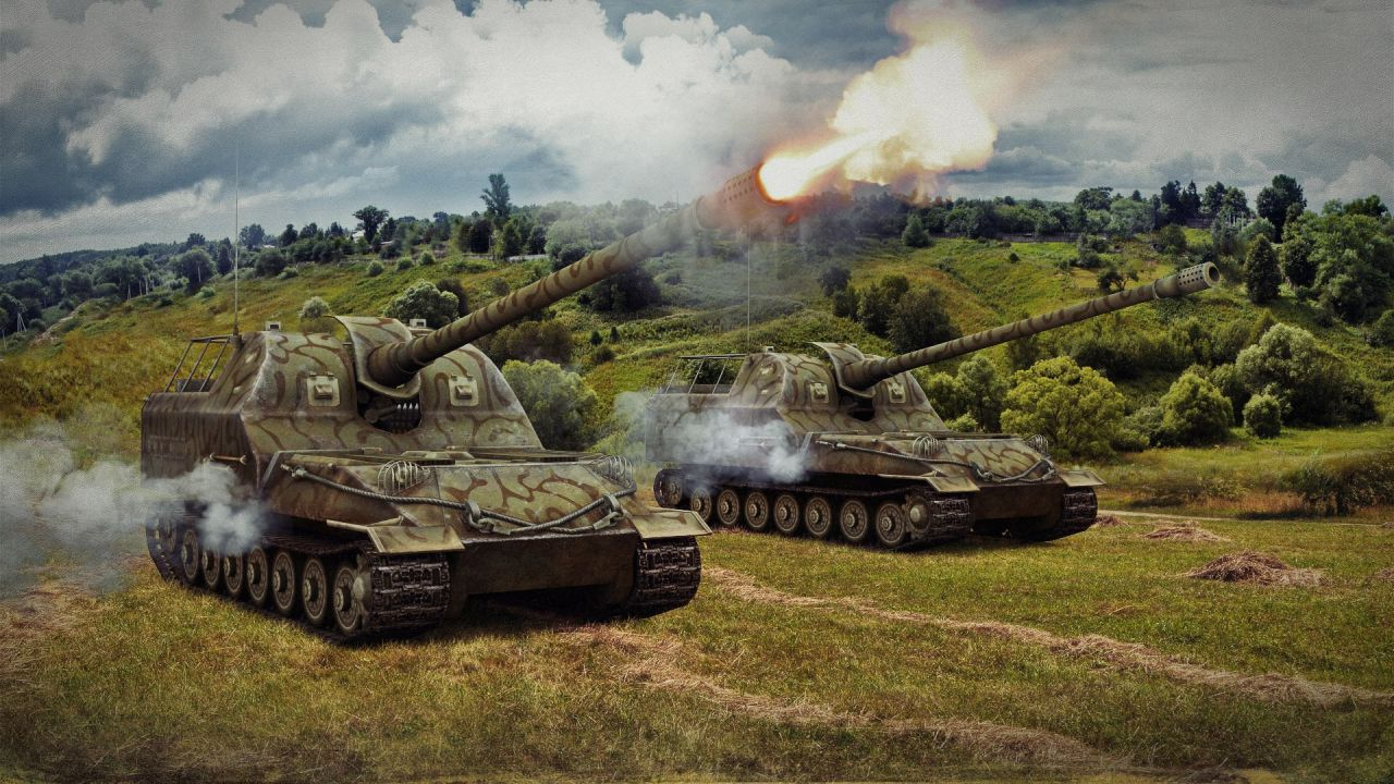 recensione World of Tanks