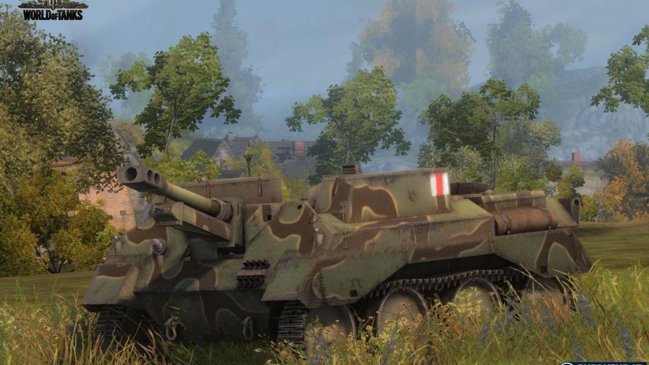 recensione World of Tanks - Update 8.1