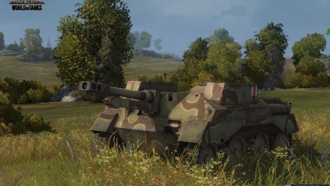 speciale World of Tanks - Update 8.1