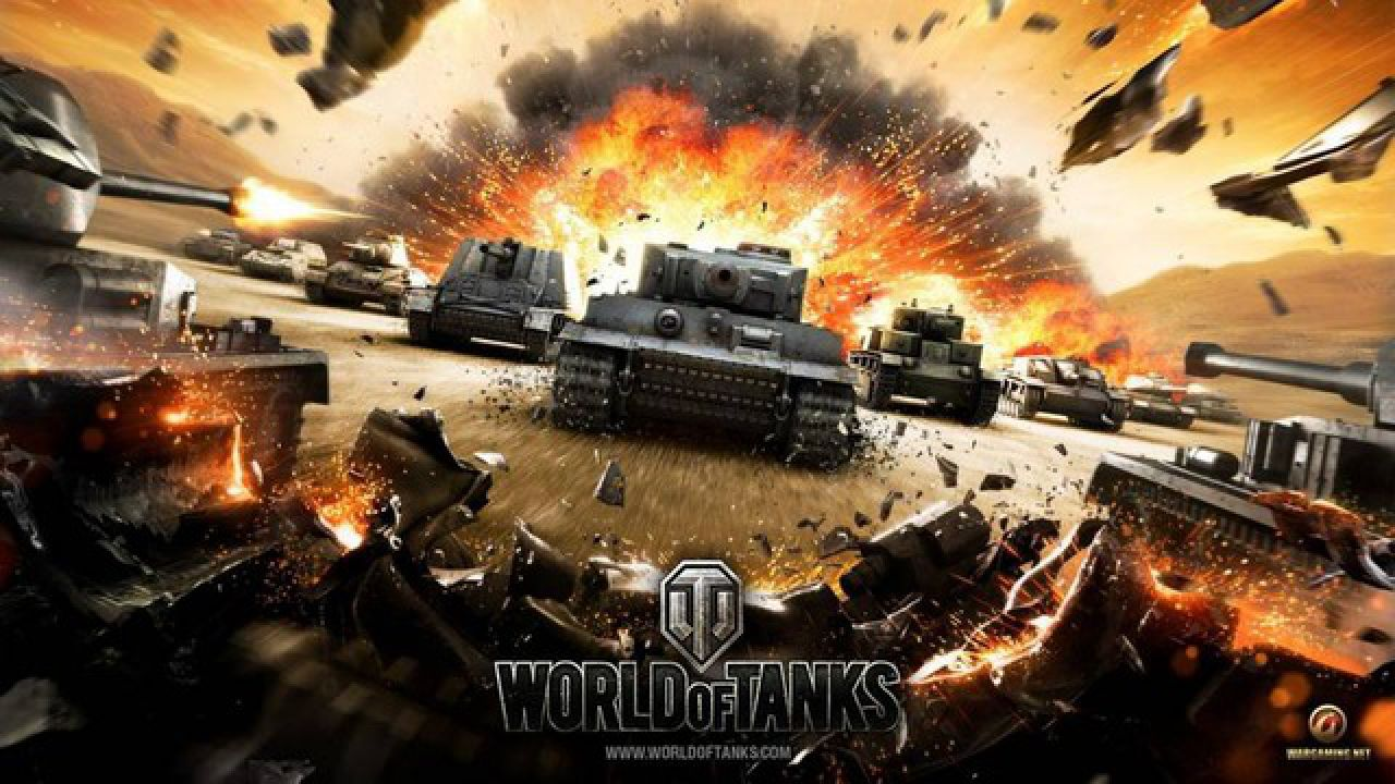hands on World of Tanks Xbox 360 Edition