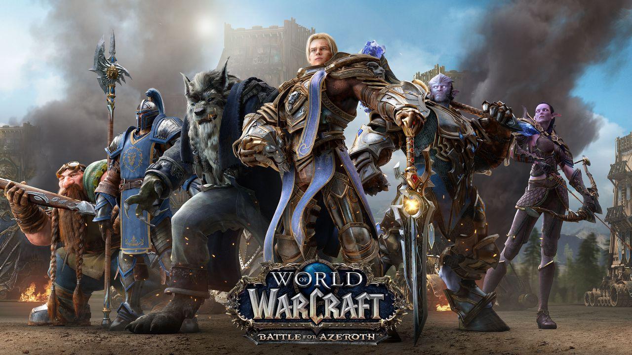 provato World of Warcraft Battle for Azeroth: prime ore e impressioni nel nuovo mondo