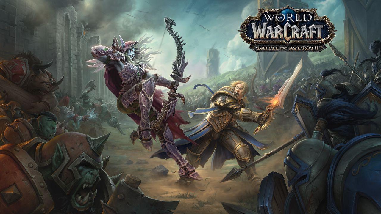 recensione World of Warcraft Battle For Azeroth Recensione: la battaglia è solo all'inizio