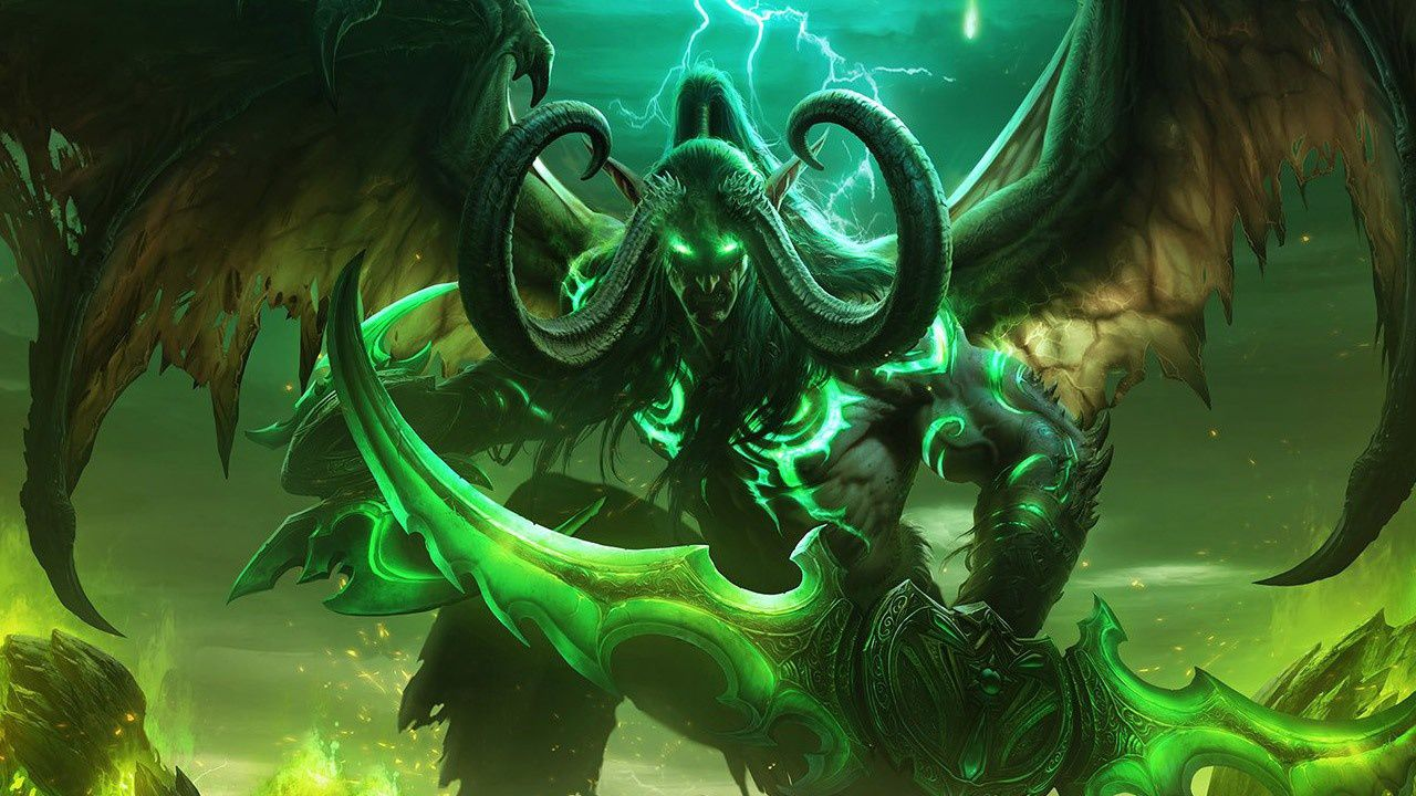intervista World of Warcraft Legion