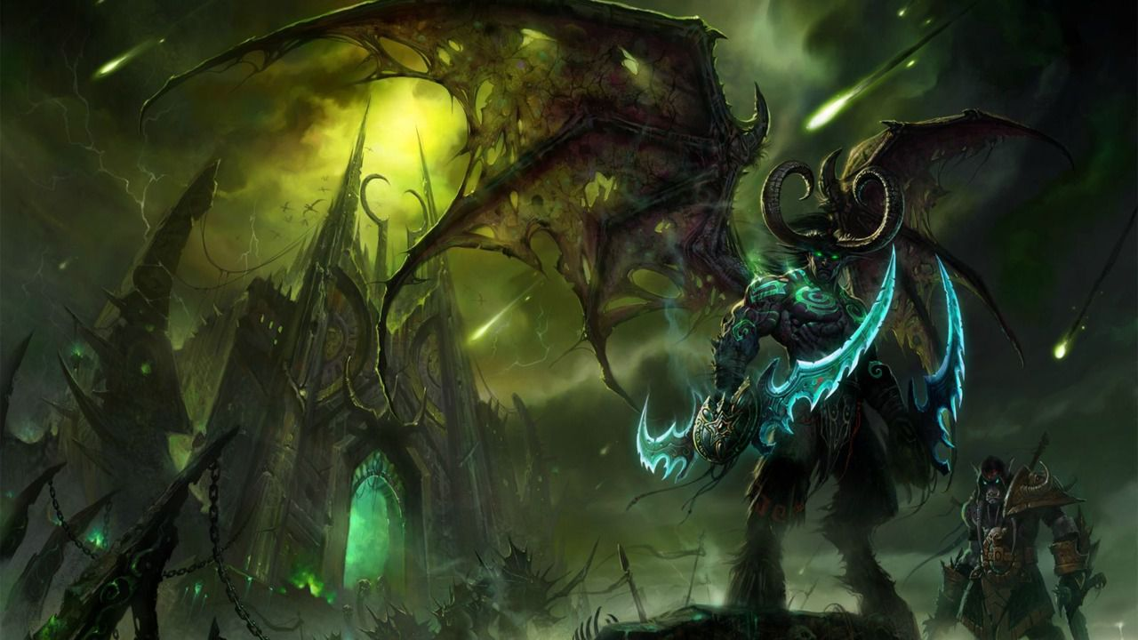 provato World of Warcraft Legion