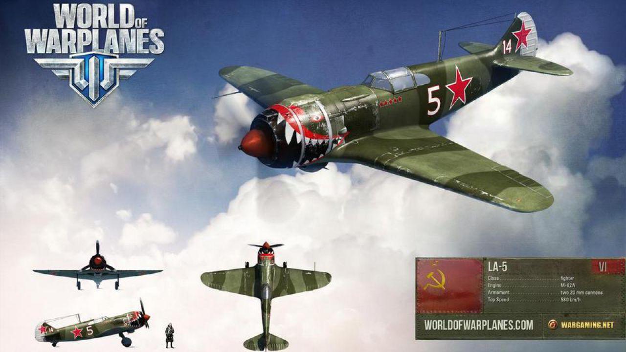 anteprima World of Warplanes
