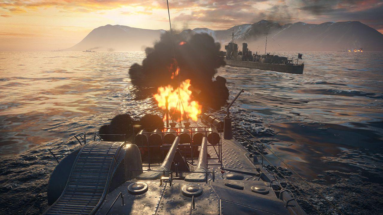 anteprima World of Warships