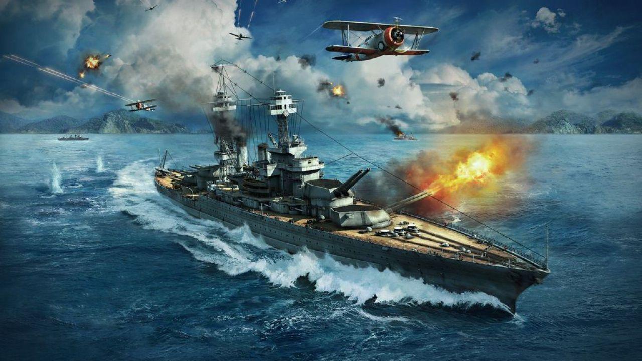provato World of Warships