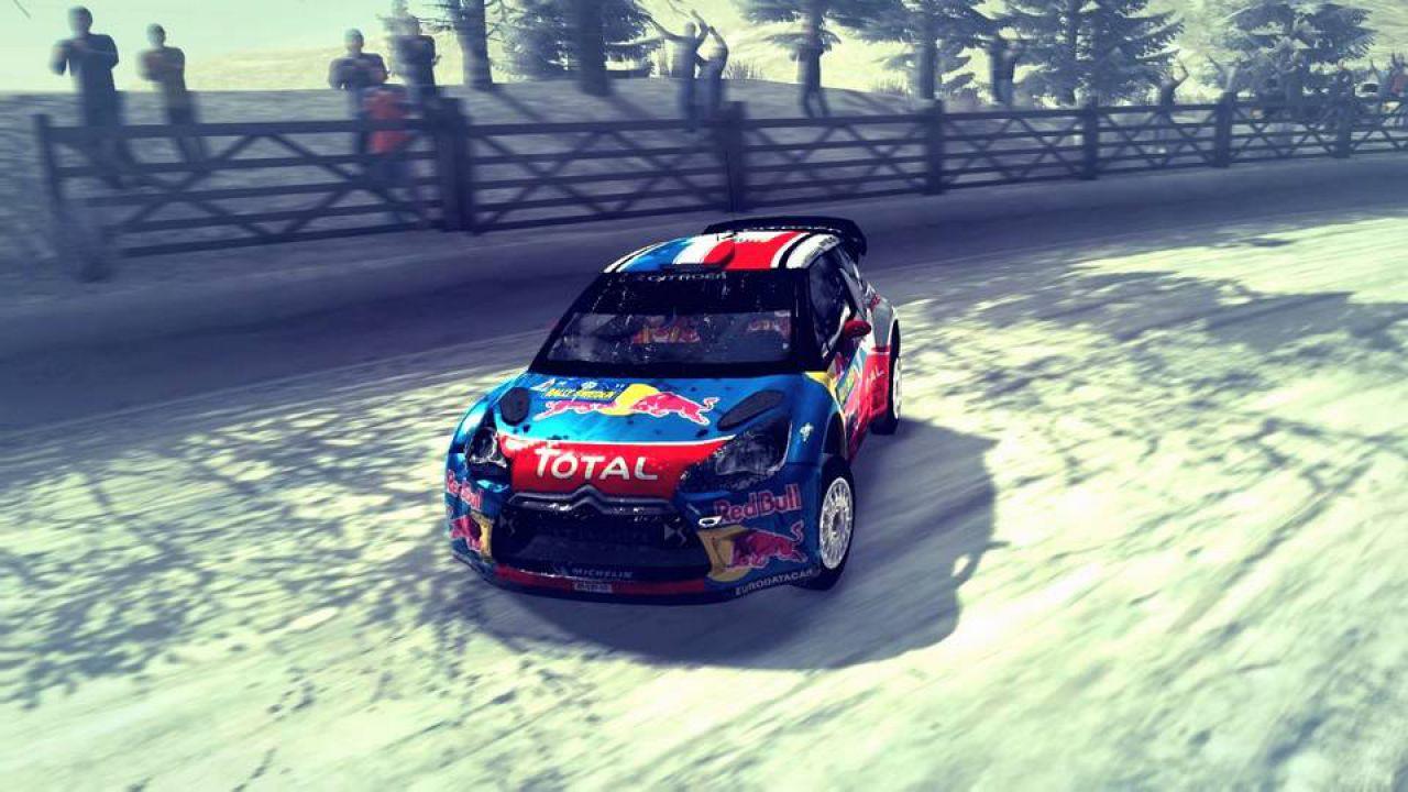 hands on WRC 2