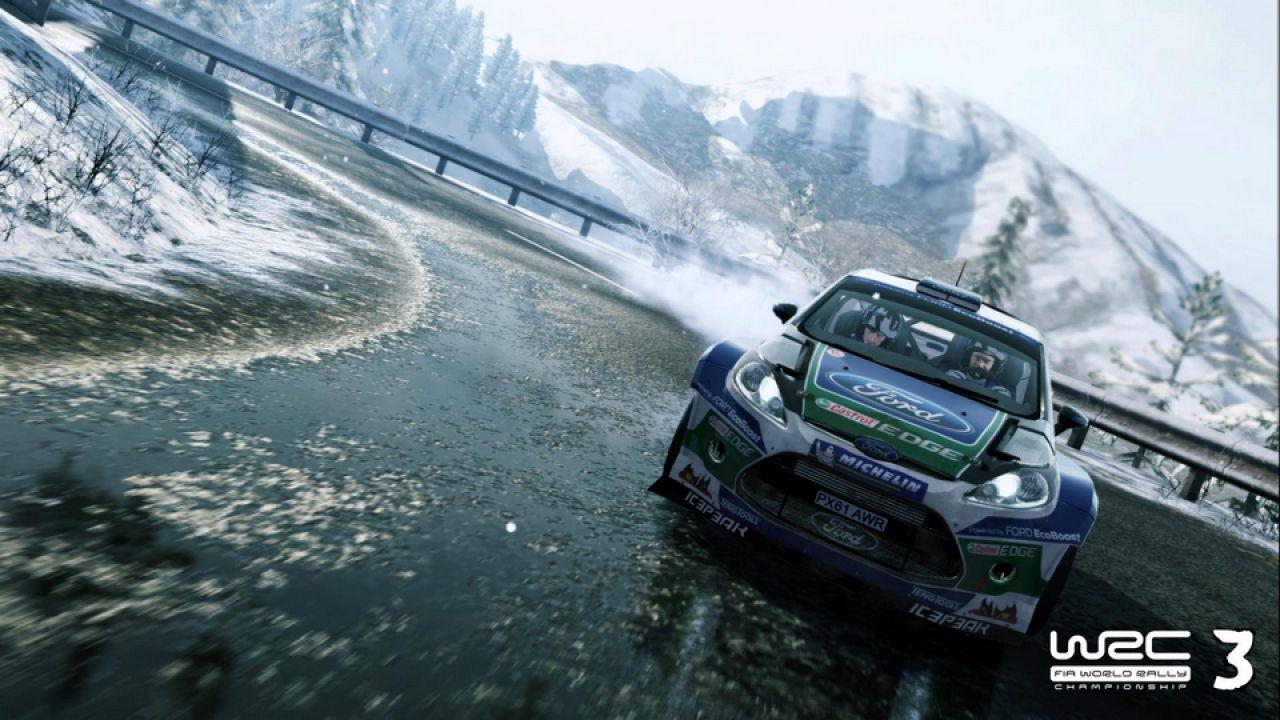 hands on WRC 3