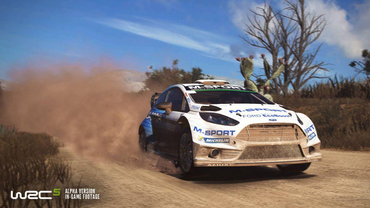 provato WRC 5