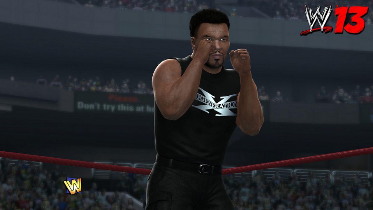 hands on WWE 13