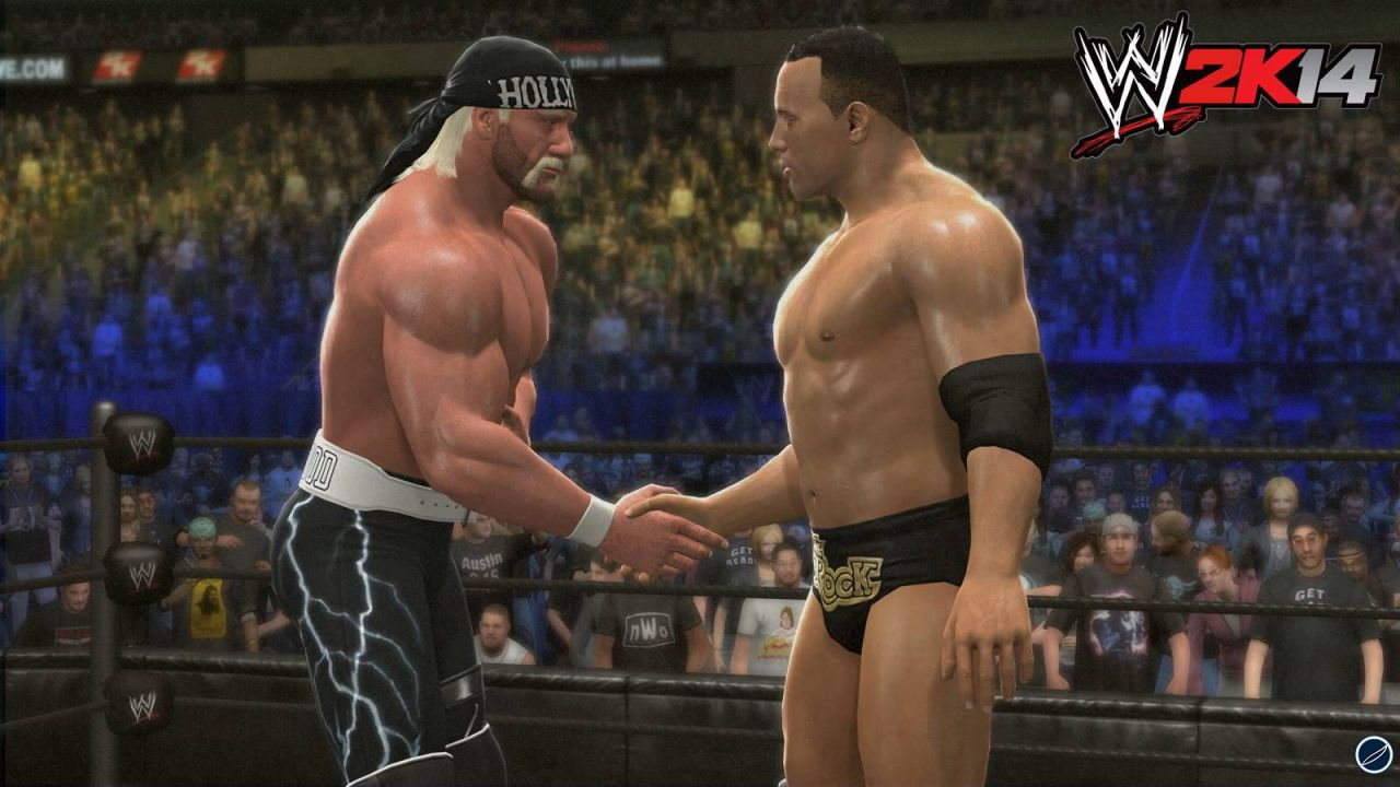 recensione WWE 2K14