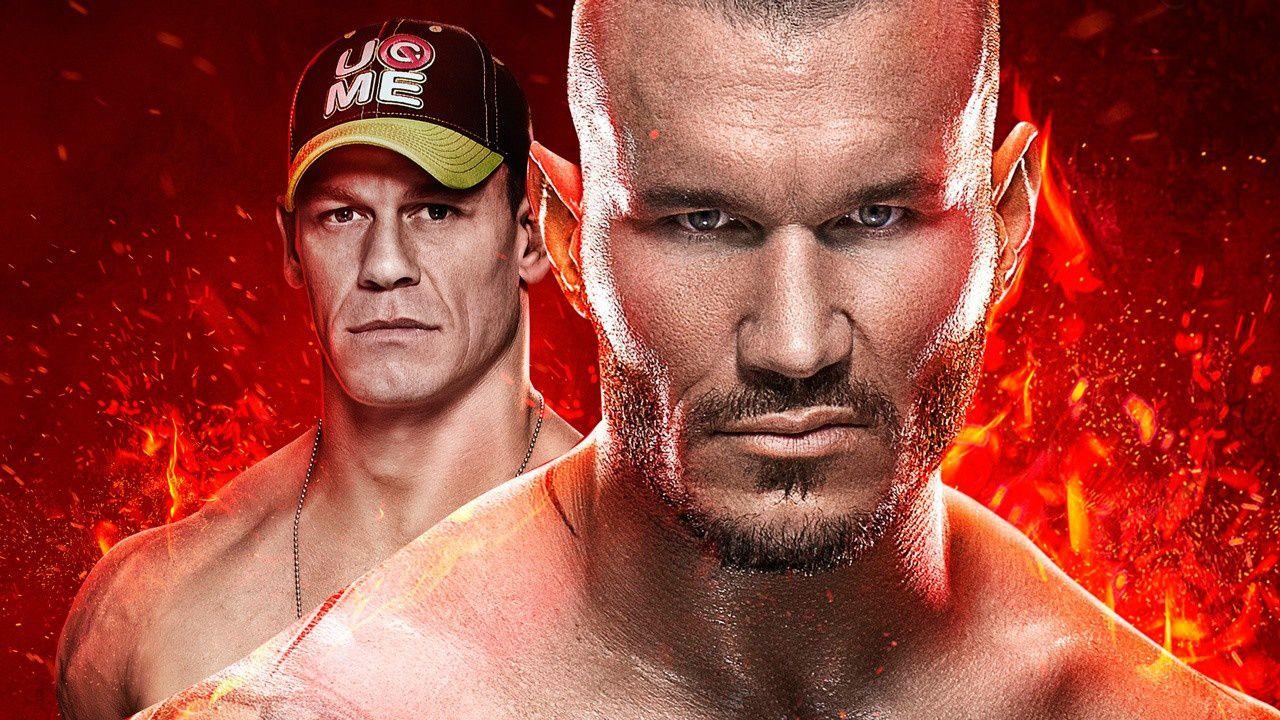 provato WWE 2K16