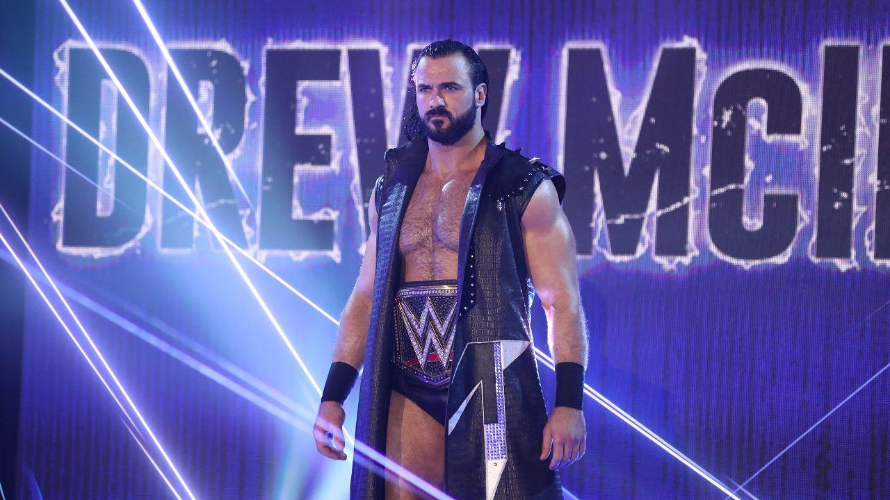 WWE: Intervista esclusiva a Drew McIntyre, attuale WWE Champion