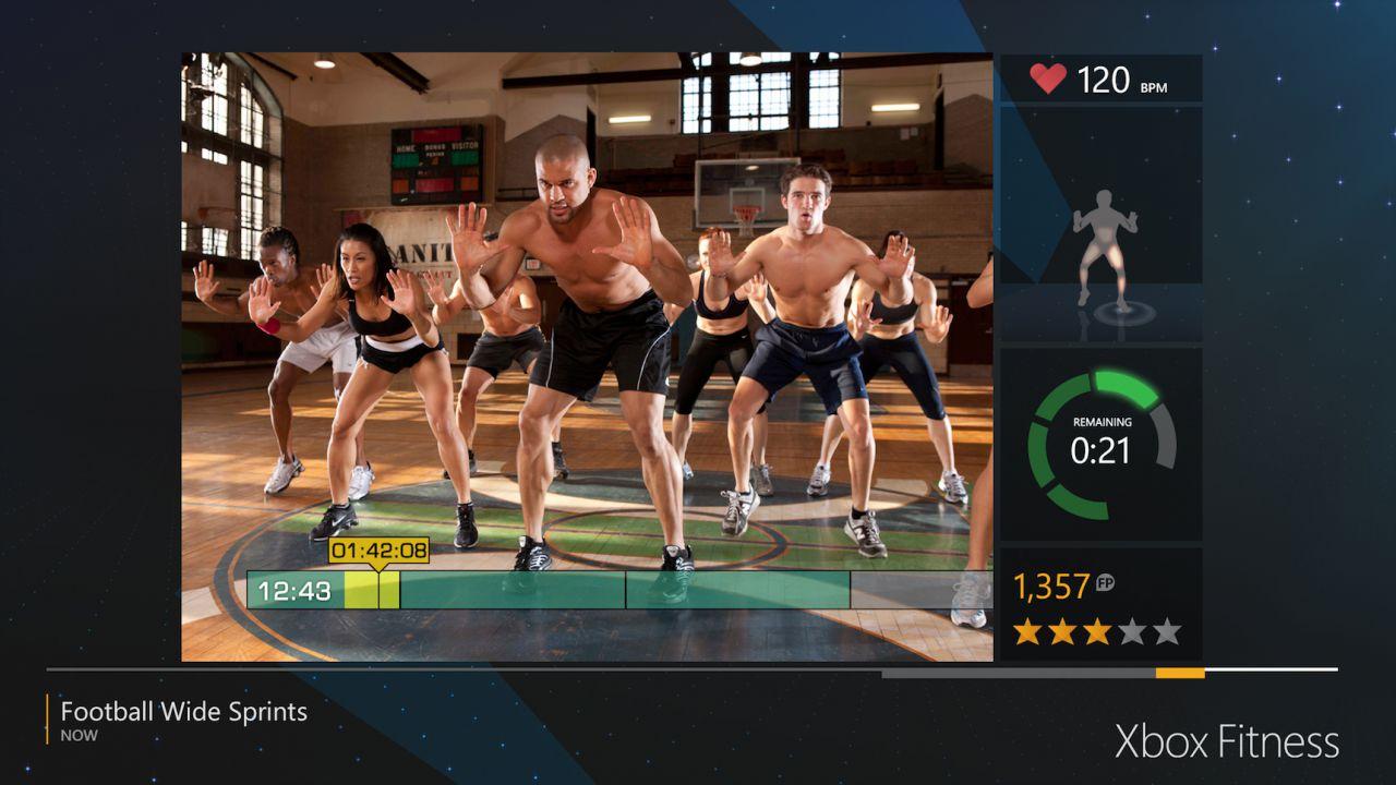 speciale Xbox Fitness
