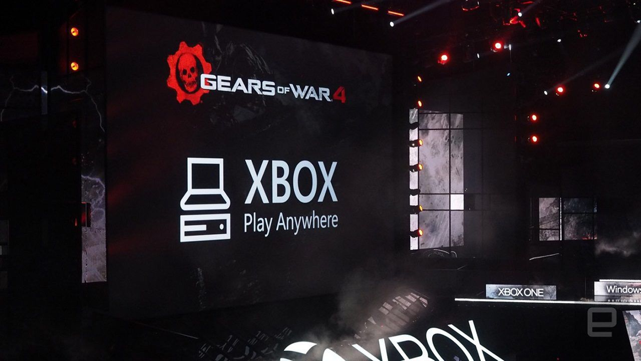 speciale Xbox Play Anywhere
